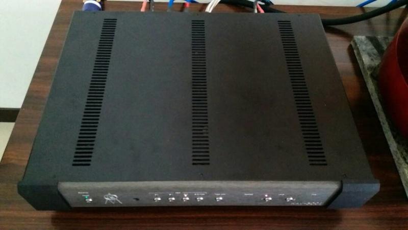 Krell KAV-300i Integrated Amplifier Krellk11