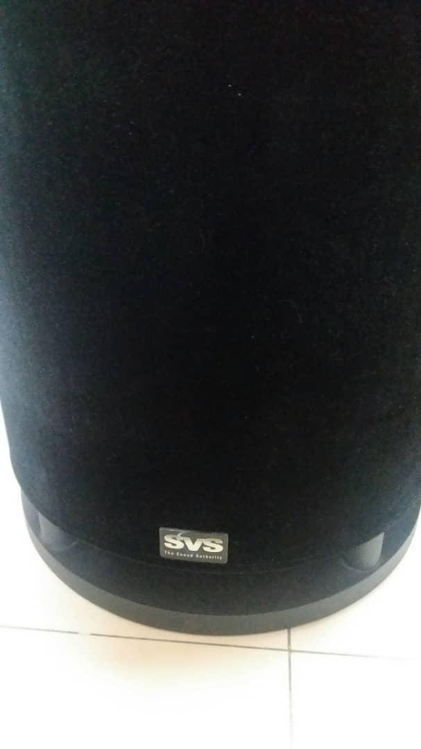 SVS PC12 NSD Subwoofer Svs210