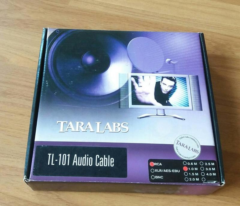 Various Interconnects: MIT, Taralabs, WireWorld, Anti Cables, Abbey Road, Kimber Kables Tarala12