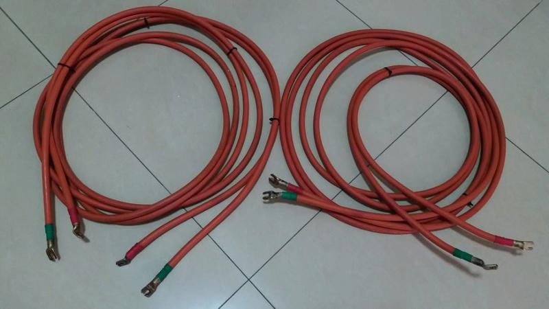 Van Den Hul 'The Revelation Hybrid' Speaker Cables - 4m pair Vdhthe13