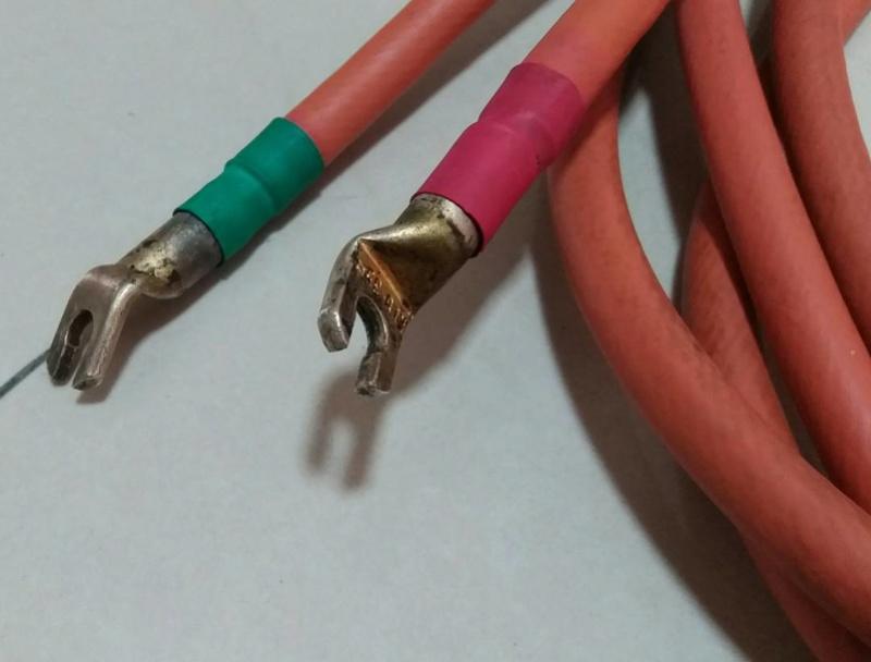 Van Den Hul 'The Revelation Hybrid' Speaker Cables - 4m pair Vdhthe14