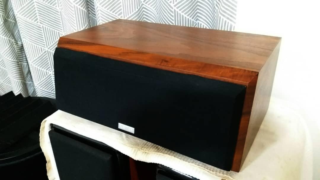 Centre Speakers: PMC TB2MCi  and Xavian Scena XN Centre Speaker Xavian11