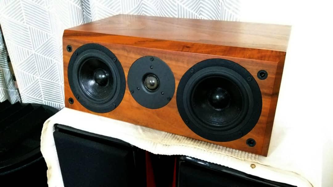 Centre Speakers: PMC TB2MCi  and Xavian Scena XN Centre Speaker Xavian12