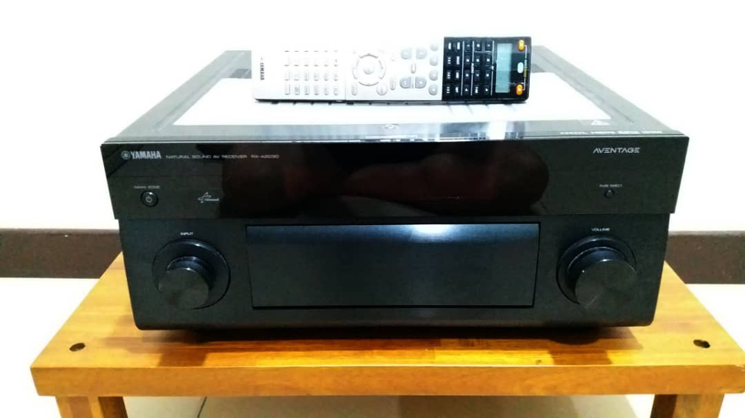 Yamaha AVENTAGE RX-A2030 9.2-Channel Home Theater Receiver  Yamaha10