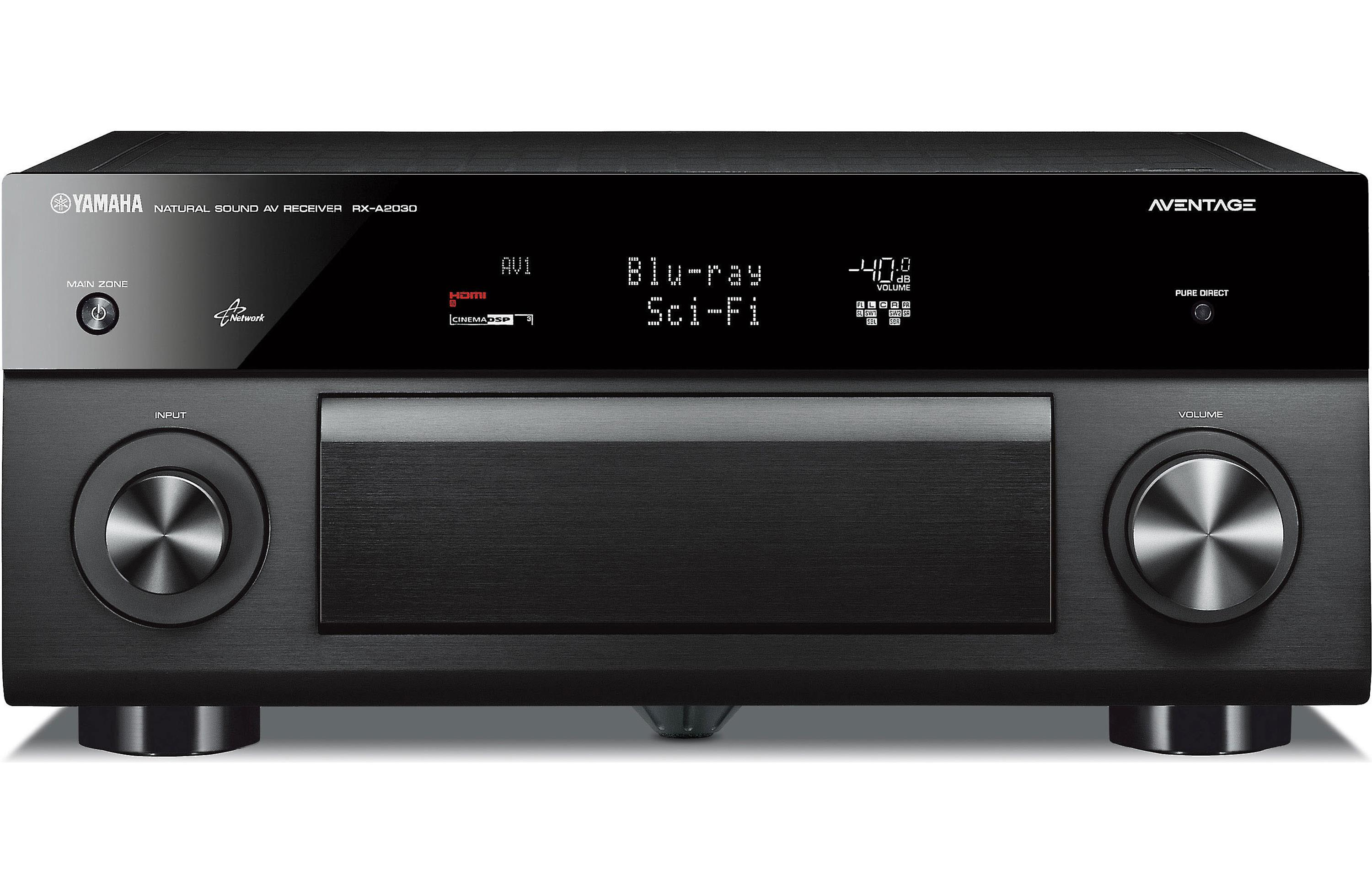 Yamaha AVENTAGE RX-A2030 9.2-Channel Home Theater Receiver  Yamaha11