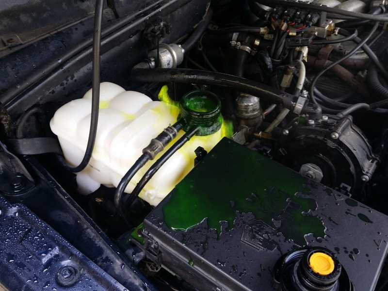 Probleme refroidissement V8 4L 20180515