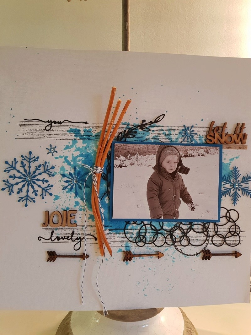 Défi # 2  : Ski alpin - Page 10 20180312