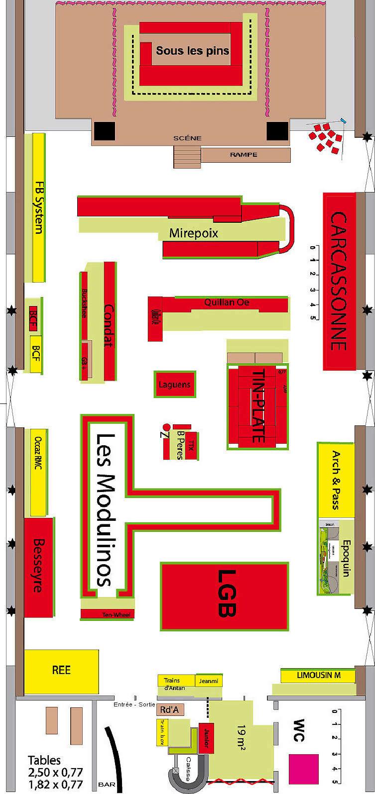 2e Expo ferroviaire du RMC les 28 & 29 octobre 2017- Castres 201710