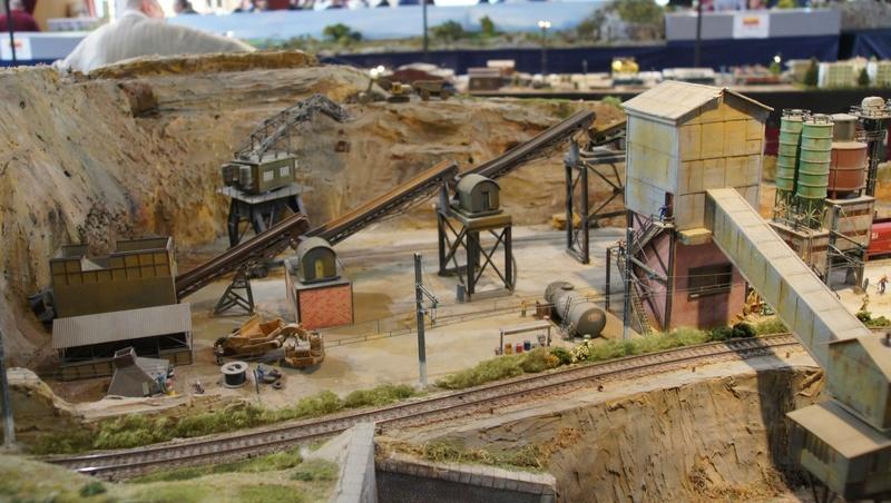 2e Expo ferroviaire du RMC les 28 & 29 octobre 2017- Castres Dsc07841