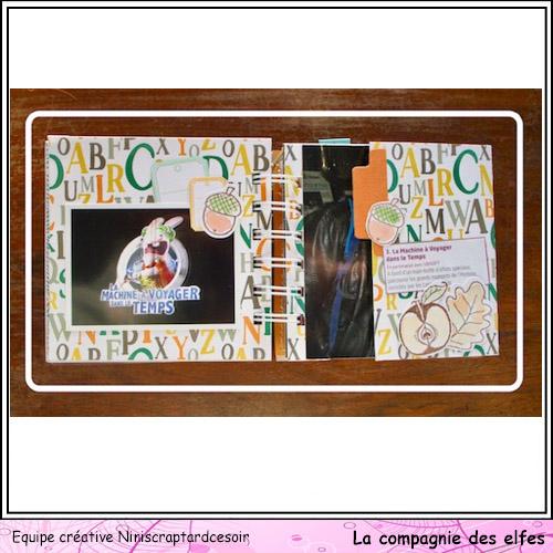 Mini album au Futuroscope  F612