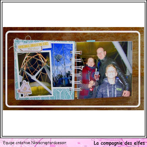 Mini album au Futuroscope  F711