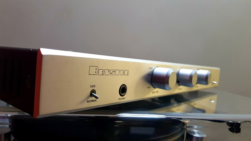 Bryston B-60 Integrated Amplifier 20180410