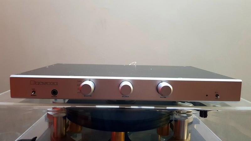 Bryston B-60 Integrated Amplifier 20180412