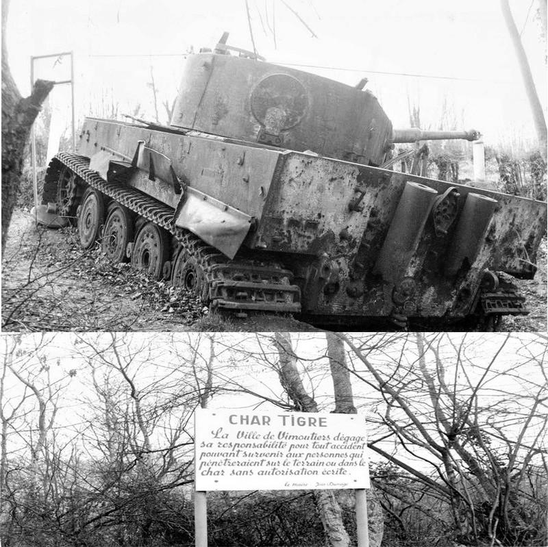Restauration du TIGRE de VIMOUTIER (61) Char10