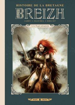 Histoire de la Bretagne en BD - 5ème tome - Editions Soleil  11096810