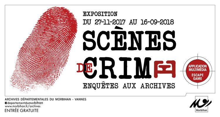 Scènes de crime aux archives  Archiv10