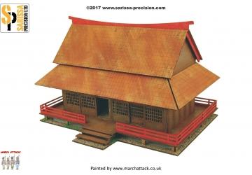 De nouveaux bâtiments japonais chez Sarissa precision limited Japan10