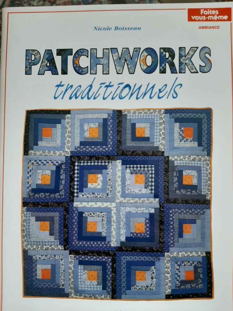 donne revue point de croix,patchwork Thumbn54