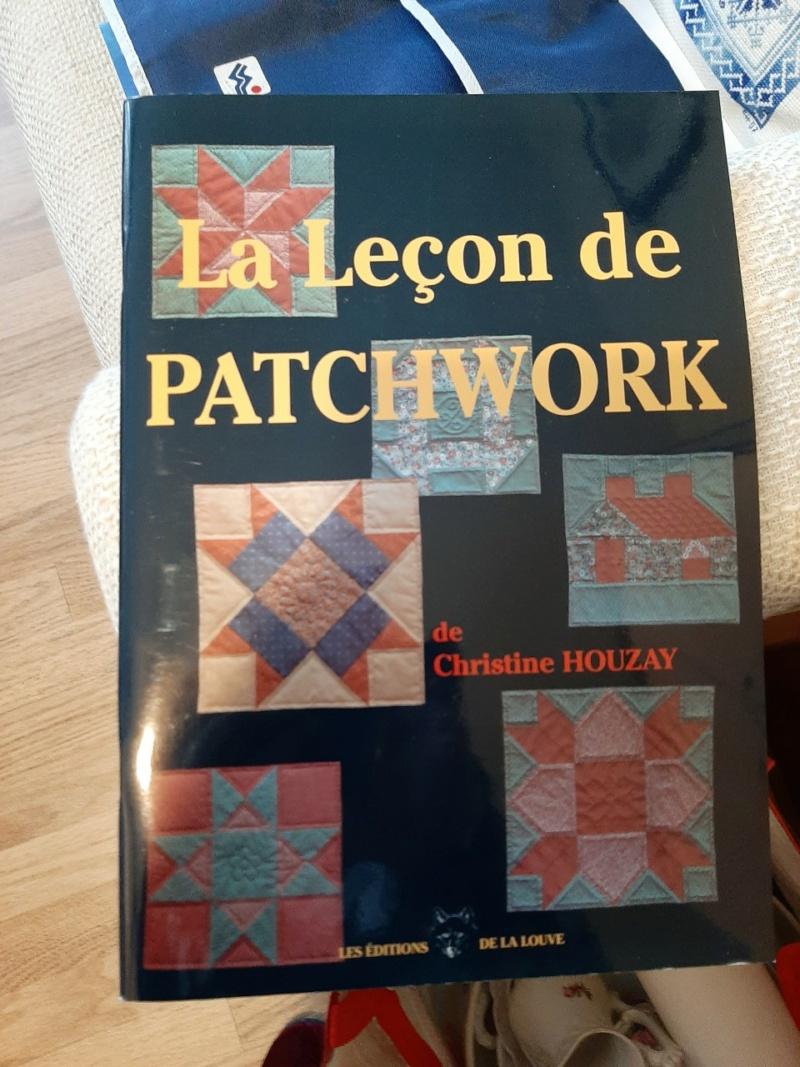 donne revue point de croix,patchwork Thumbn55