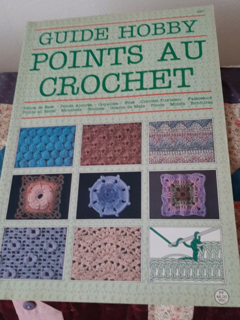 donne revue point de croix,patchwork Thumbn58
