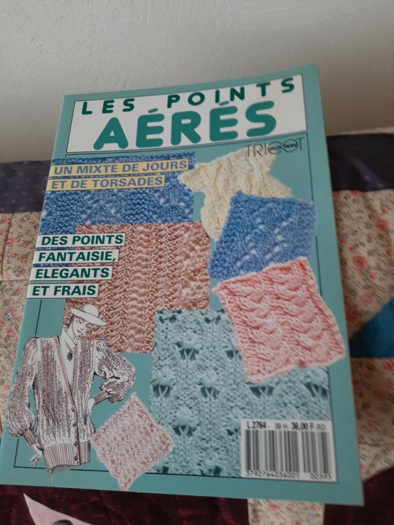 donne revue point de croix,patchwork Thumbn62