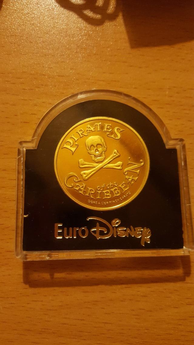 Les pièces de monnaie de Disneyland Paris - Page 25 20180116