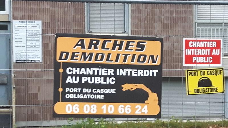 Travaux sur Remiremont et alentours 20171010