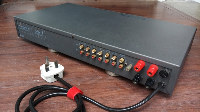 Duson PA50 integrated amplifier (Sold) 20180613