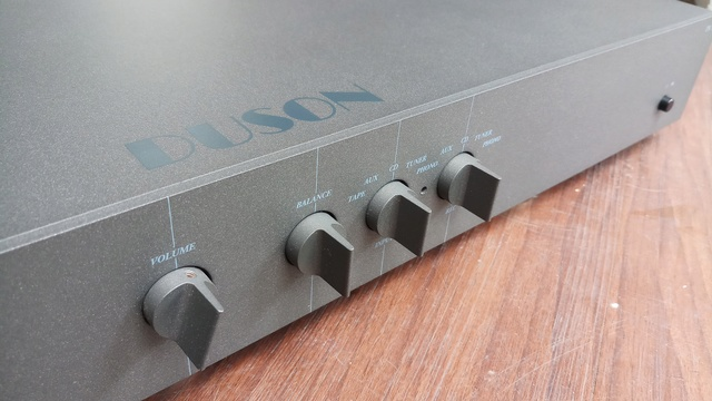 Duson PA50 integrated amplifier (Sold) 20180614