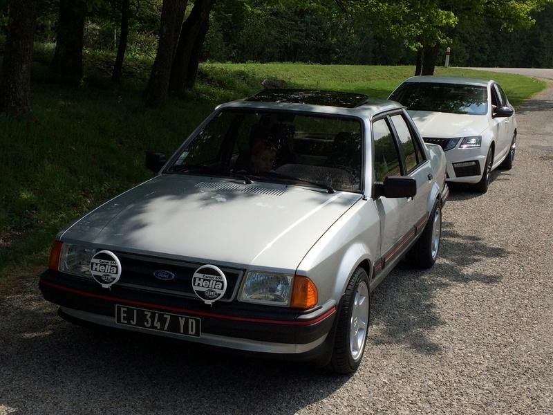 Ma nouvelle ford orion injection MK1 sortie de concession - Page 4 2d907210