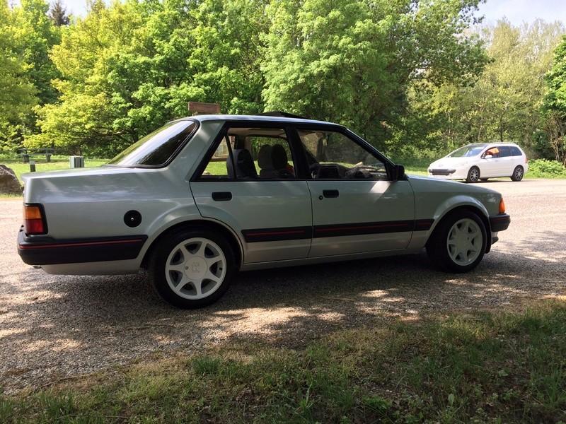 Ma nouvelle ford orion injection MK1 sortie de concession - Page 4 30988c10