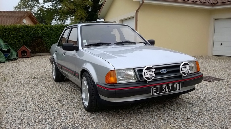 Ma nouvelle ford orion injection MK1 sortie de concession - Page 3 Img_2644