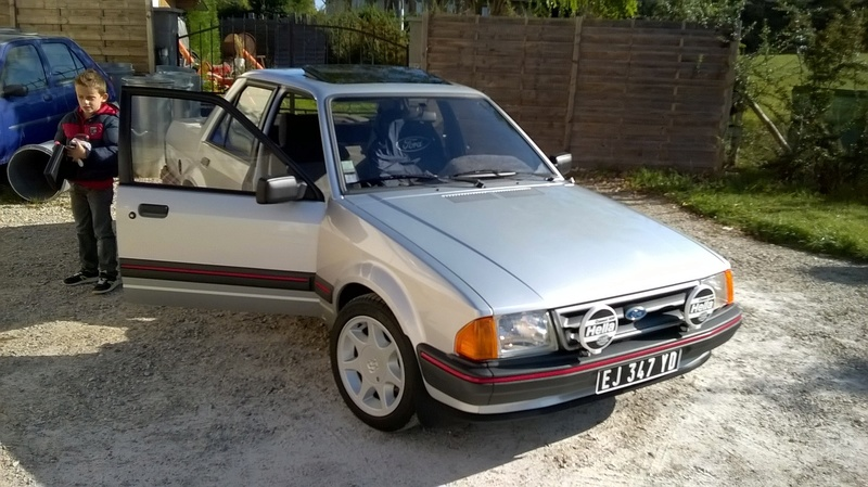 Ma nouvelle ford orion injection MK1 sortie de concession - Page 3 Img_2645