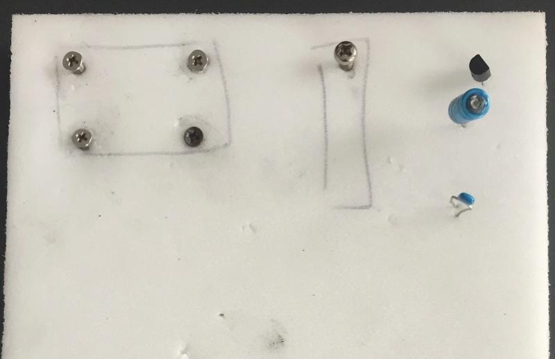 EDC Réparation électronique : Liste de matériel pour un repair café / pour un atelier post-cata A_1110