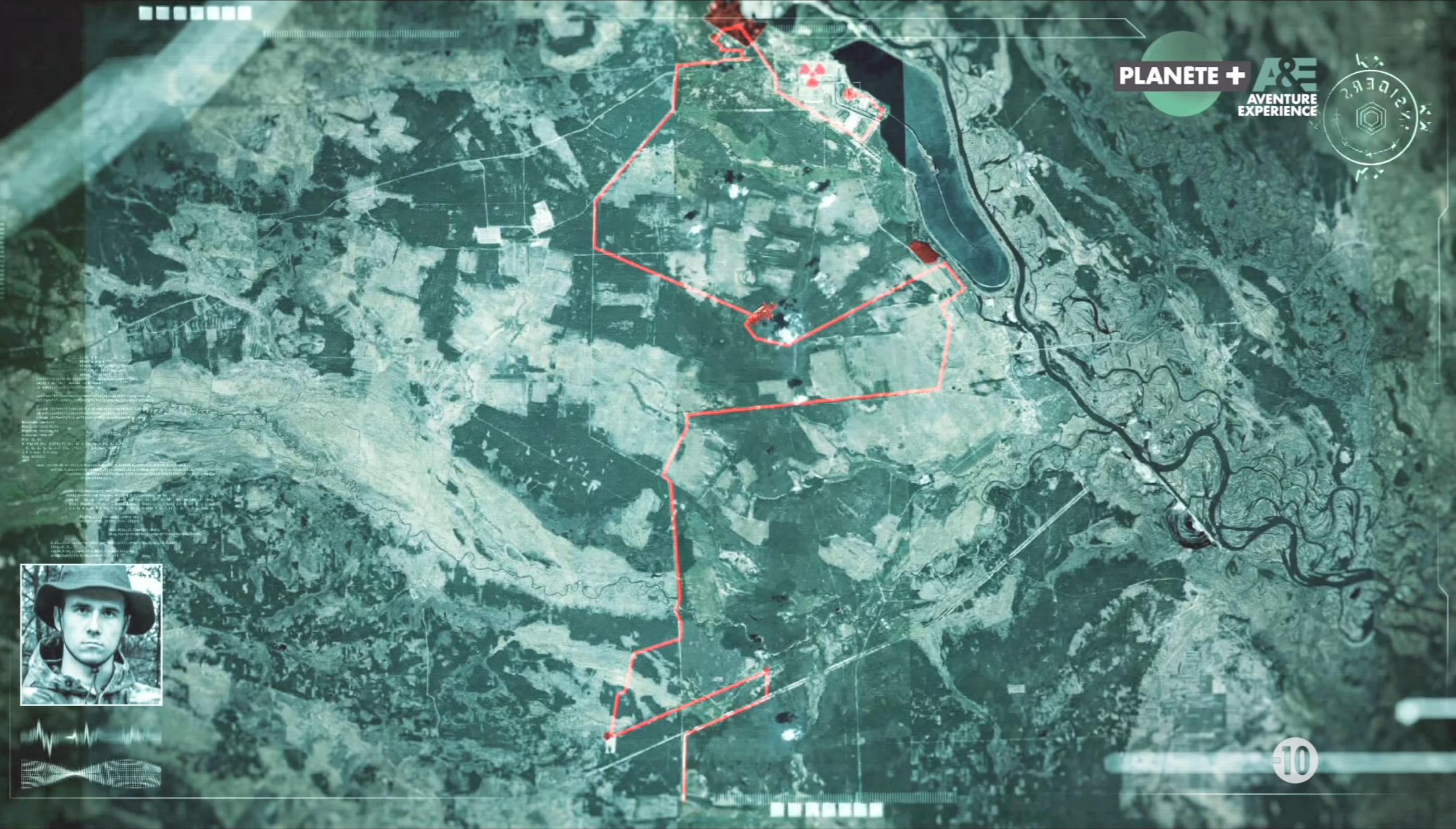 L'Urbex : Exploration Urbaine & review de terrain d'un petit EDC  A_1412