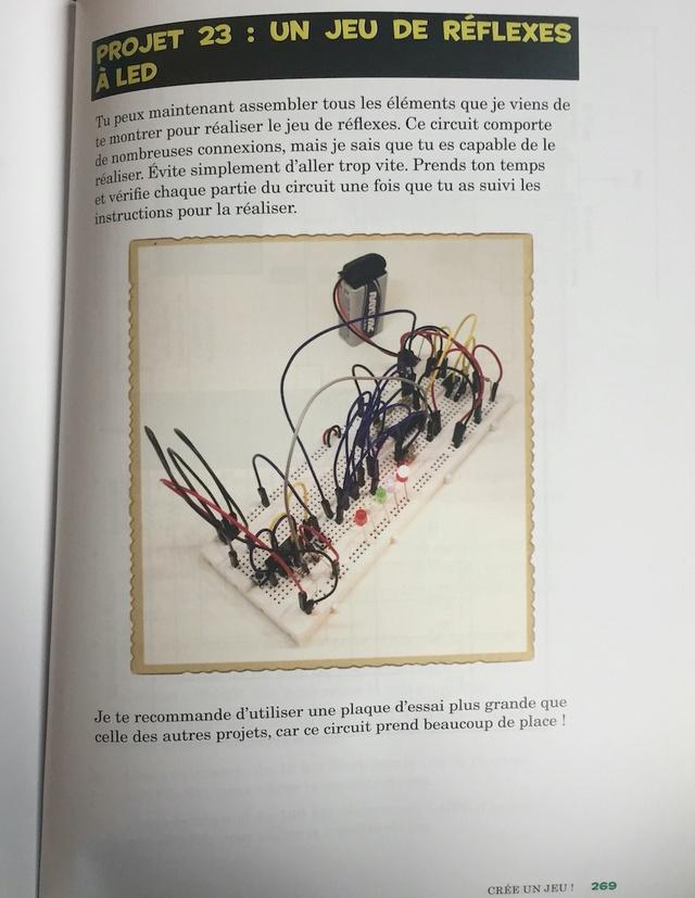 L'électronique pour les KIDS : un livre pour petits et grands Captur78