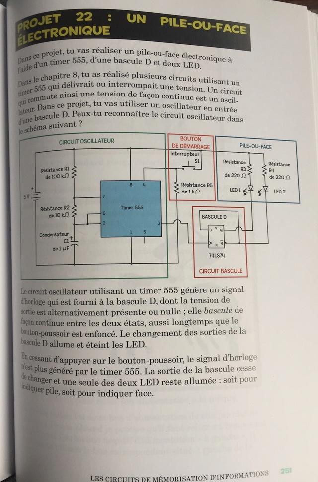 L'électronique pour les KIDS : un livre pour petits et grands Captur79