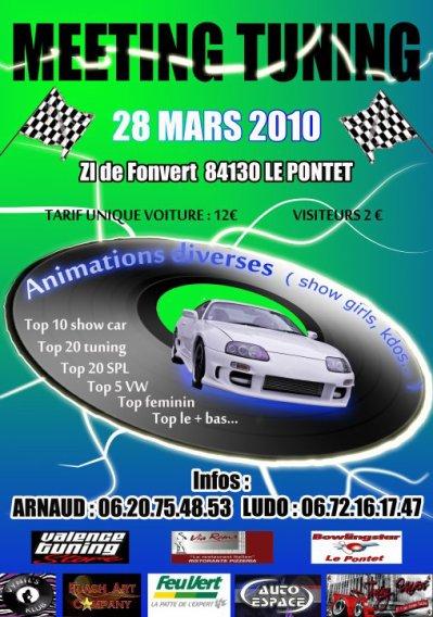 meeting dimanche 28 mars organiser par Arnaud au Pontet 28146010