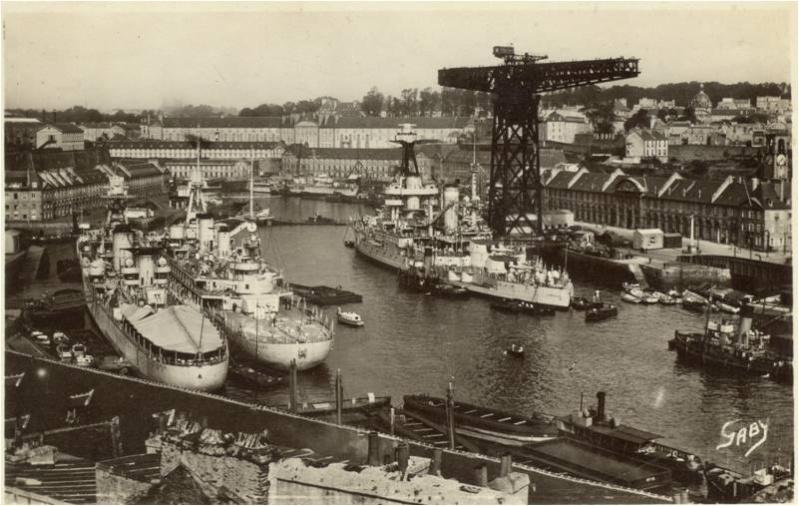 [Ports] LE VIEUX BREST - Page 10 Port_d10