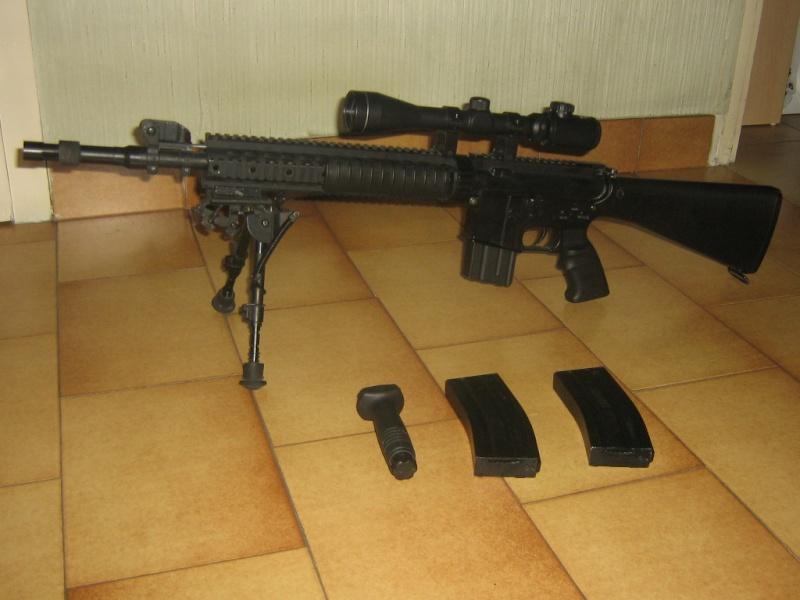 M16 Spr mk 12 Mod 1 111