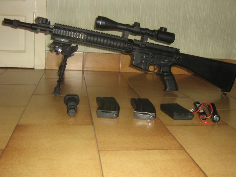 M16 Spr mk 12 Mod 1 211