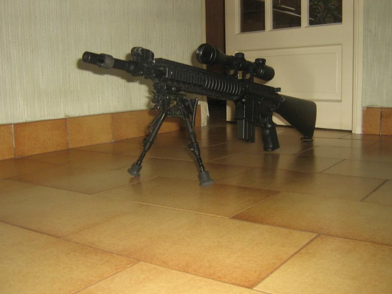 M16 Spr mk 12 Mod 1 311