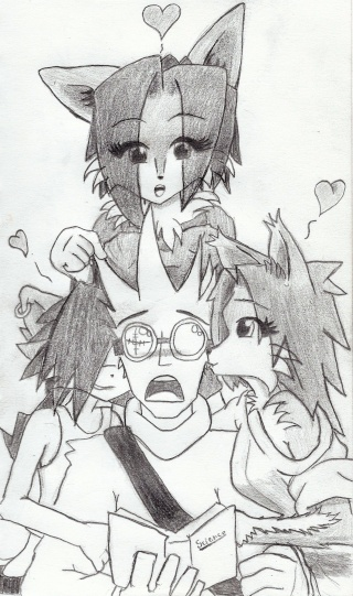 This is my own Character Drawings Scan0053