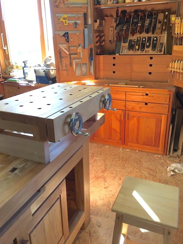 [Fabrication] Un MOXXON en merisier et acajou Img_4111