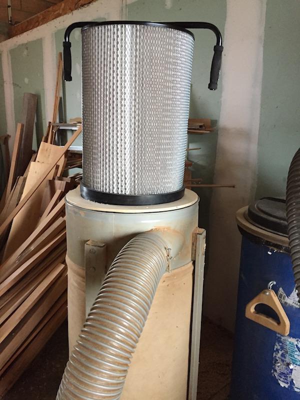mise en place de l'extraction des machines Img_5053
