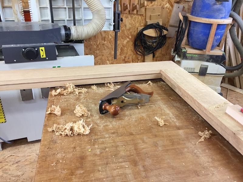 Extension de mon atelier. Les portes de la façade - Page 16 Img_5751