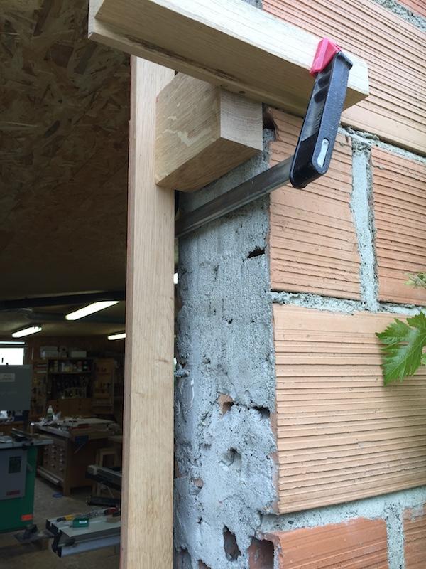 Extension de mon atelier. Les portes de la façade - Page 16 Img_5814