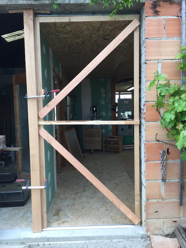 Extension de mon atelier. Les portes de la façade - Page 16 Img_5815
