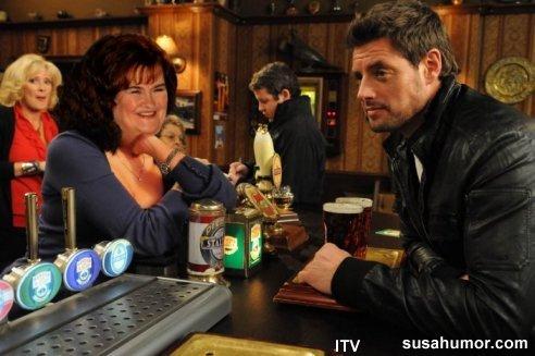 Susan new Coronation Street barmaid?! Susanc10