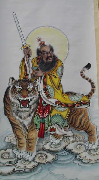 *L'ascension des personnages dans l'histoire des religions oui mais où et comment? - Page 2 Zhangd11